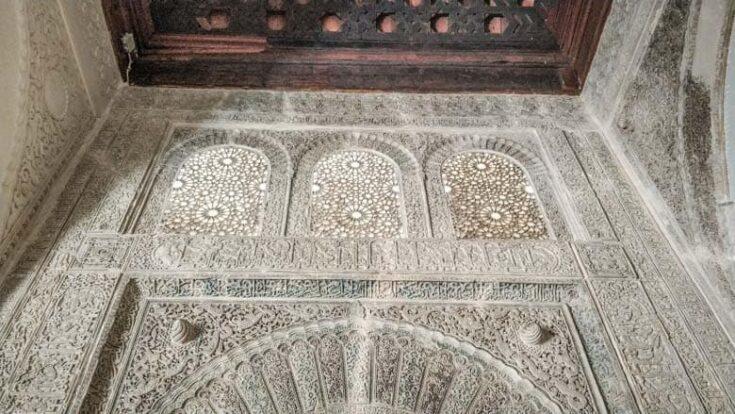 Sidi Bellahsen Mosque.
