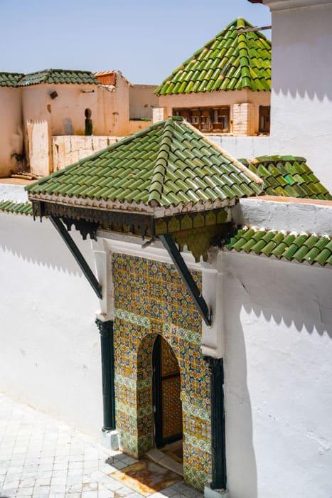 Mausoleum of Sidi Boumediene