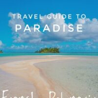 complete travel guide to Fakarava, paradise in French Polynesia.