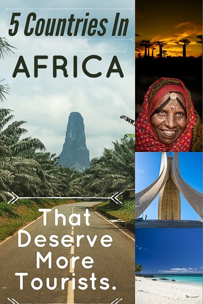 5 Underrated Countries In Africa That Deserve More Tourists.