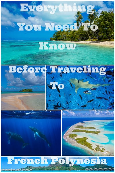 Visit French Polynesia: Travel Guide for your trip to which islands to visit? Do I need a visa?