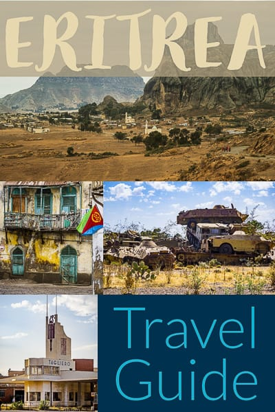 Travel guide to Eritrea, on the eastern coast of Africa and one of the most difficult countries in the world to visit.