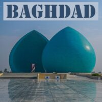 Complete Travel Guide to Baghdad, the capital of Iraq.
