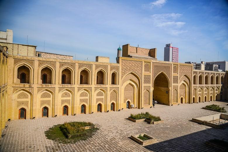 Mustansiriya Madrasah the oldest school in the world in Baghdad Iraq