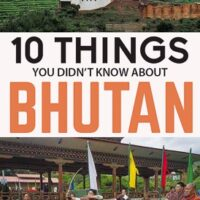 TRAVEL GUIDE TO Bhutan is probably the most unique country in the world, the small Buddhist Kingdom located in Eastern Himalaya. A place where plastic bags have been banned since 1999 and ban of smoking tobacco has been illegal since 1916. Here are 10 interesting things you probably never knew about Bhutan.