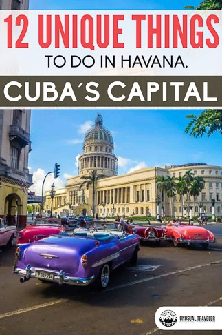 Top things to do in Havana the charming capital of Cuba