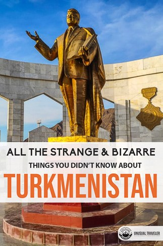 Fun facts from Trukmenistan