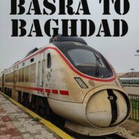 Everything you need to the Iraqi Railway. Take a local train from Basra in Southern Iraq to the capital of Iraq. Baghdad.