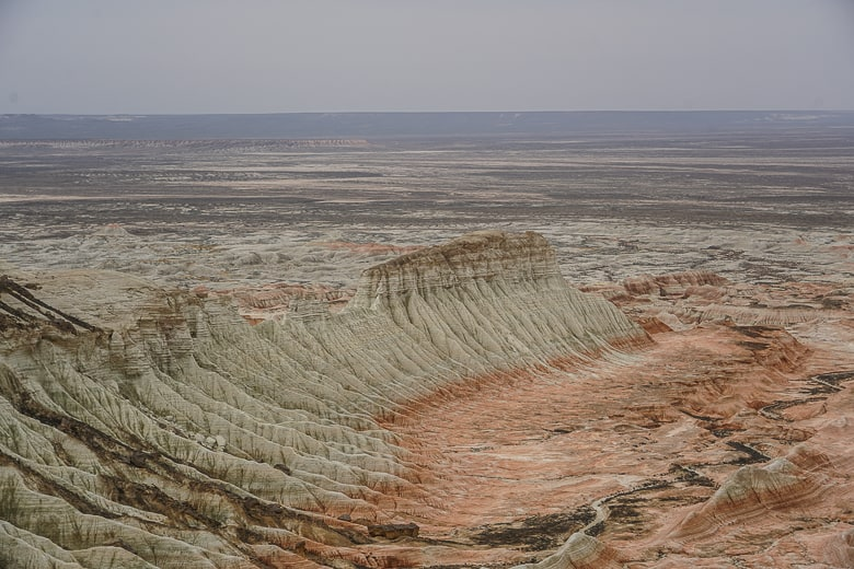 nature in Turkmenistan