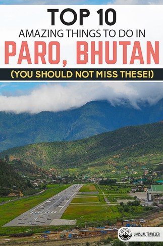 travel guide to The vast idyllic valley of Paro in western Bhutan
