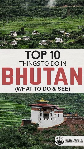 Top things to do in Bhutan the small kingdom in the Himalaya
