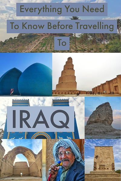 Complete travel guide from 2019 to Iraq, not the most obvious tourist destination. But with the security situation improving in the country, now is the time to visit one of the most historical countries in the world.
