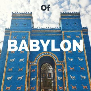 Travel Guide to Babylon.No other places in the world has a more historical sound to its name as the city of Babylon in Iraq. After years of colonial looting coupled with the crazy dreams of  Saddam Hussein. Along with massive American destruction during the Iraq 2003 invasion, the legendary city of Babylon almost vanished.