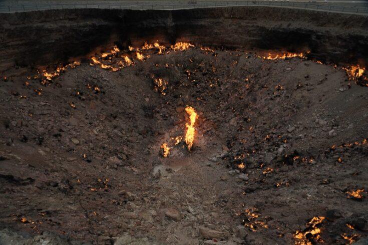 gates to hell turkmenistan