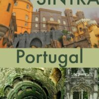 sintra the most popular daytrip from Lisbon the capital of Portugal