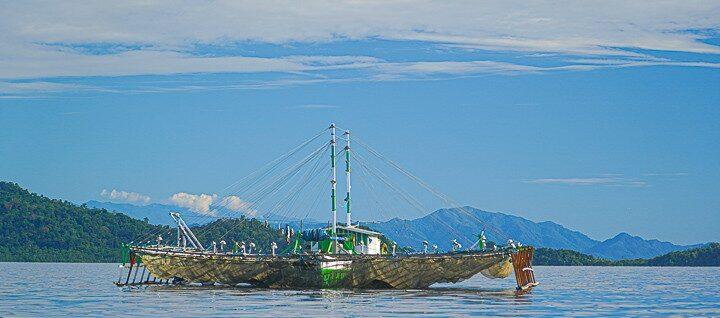 bagans nabire indonesia