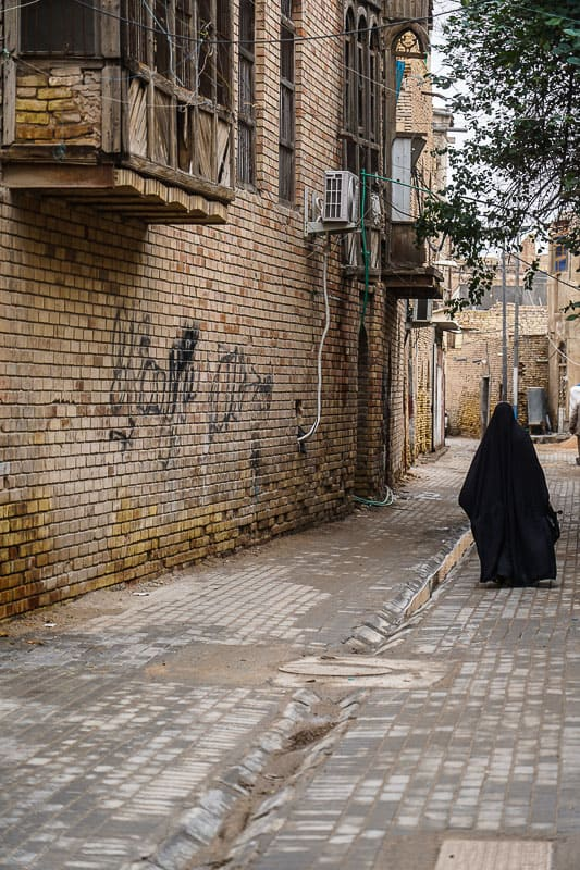 Old Basra in Iraq