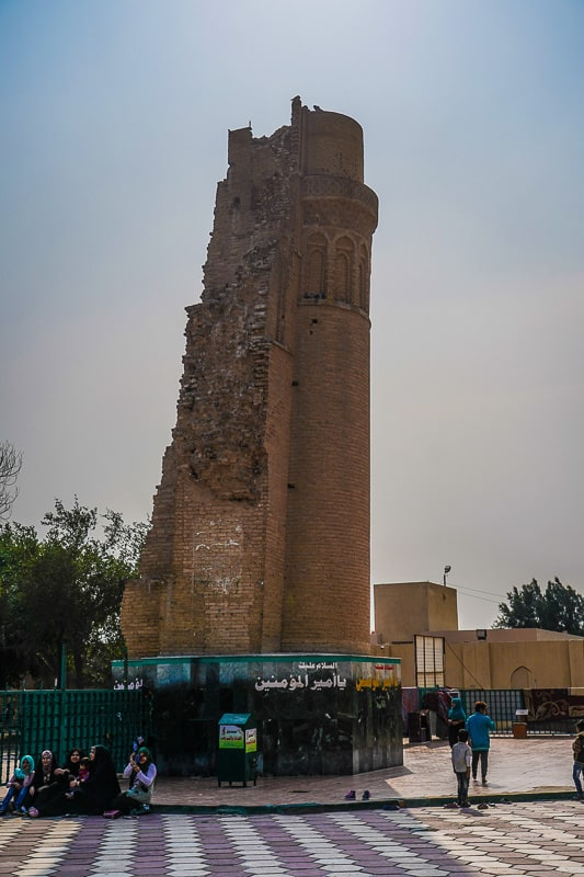 MAM ALI MOSQUE (OLD MOSQUE BASRA) the oldest mosque in Iraq