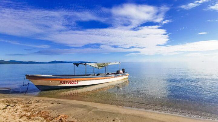 Nabire boat indonesia