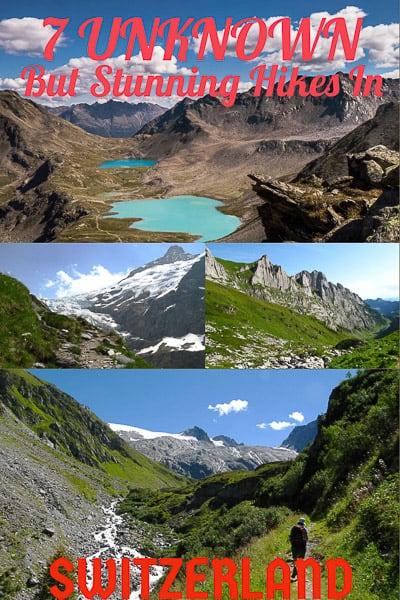 Switzerland hiking guide