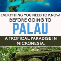 Everything you need to know before going to Palau the small nation in Micronesia