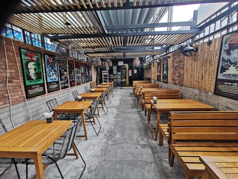 Ho Chi Minh City craft beer bar
