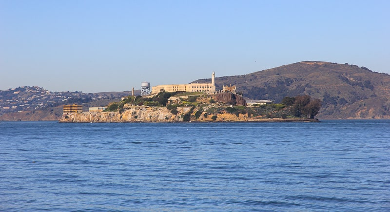 Taking The Ferry to Alcatraz travel guide