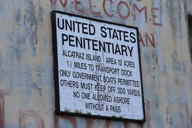 Alcatraz prison travel guide
