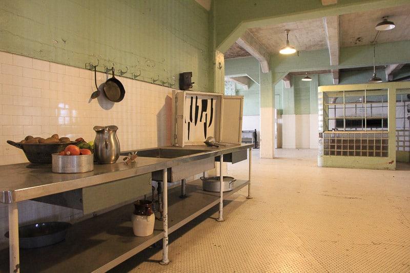 Alcatraz kitchen guide