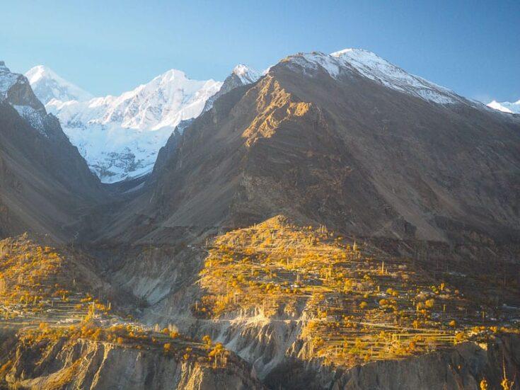 Hunza Valley Pakistan