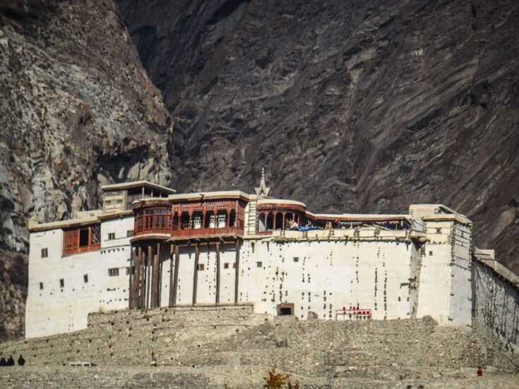 Baltit Fort hunza valley pakistan