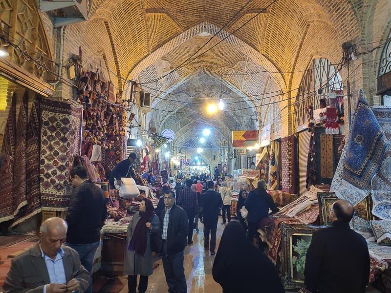 Вакиль Базар Шираз Главные события в Ширазе, сердце персидской культуры. 2018 11 24 11