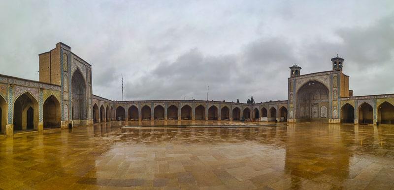Дождливый день в Ширазе Шираз Главные события в Ширазе, сердце персидской культуры. 2018 11 25 14