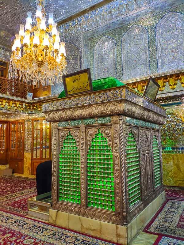 Мечеть Сайеда Алаеддина Хосейна. Шираз Главные события в Ширазе, сердце персидской культуры. 2018 11 26 08