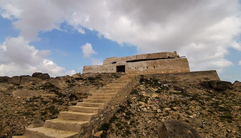 Farasan ottoman fort