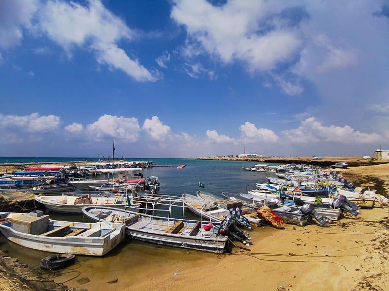 farasan saudi arabia boat
