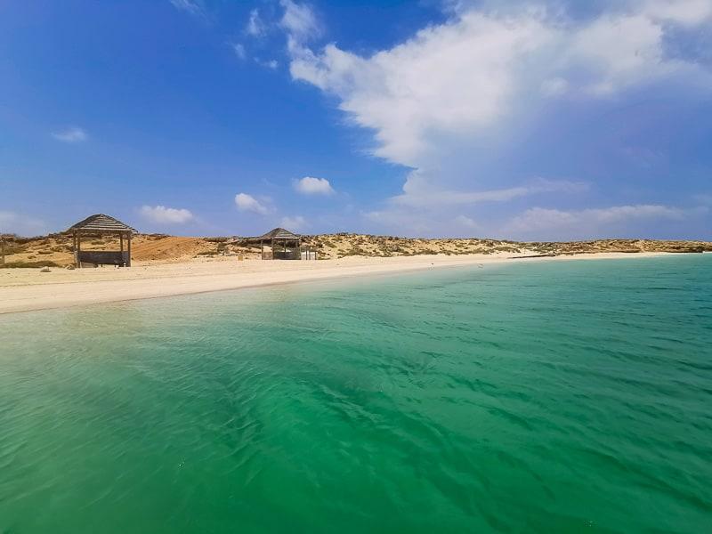 farasan island beach saudi arabia