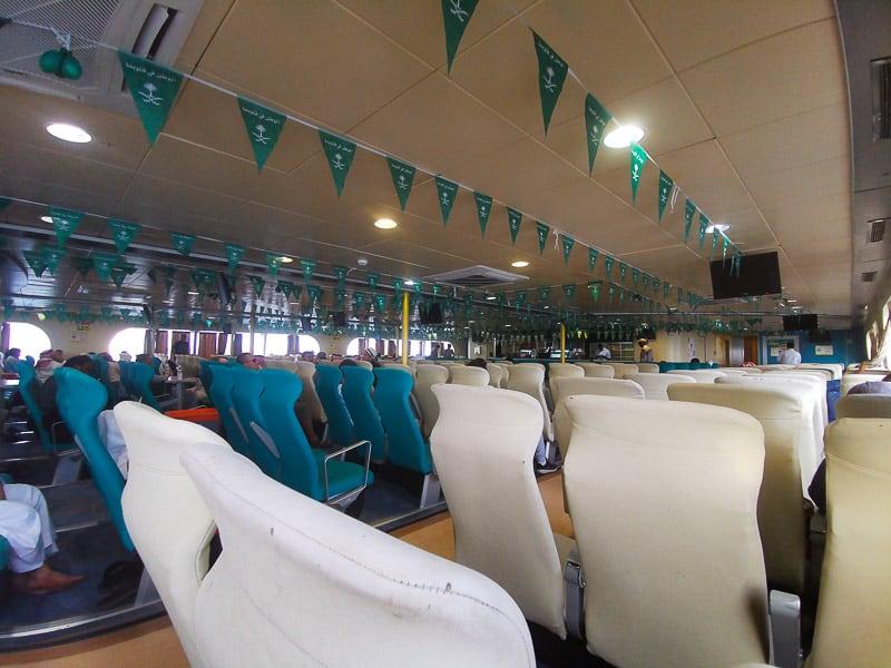 Farasan ferry