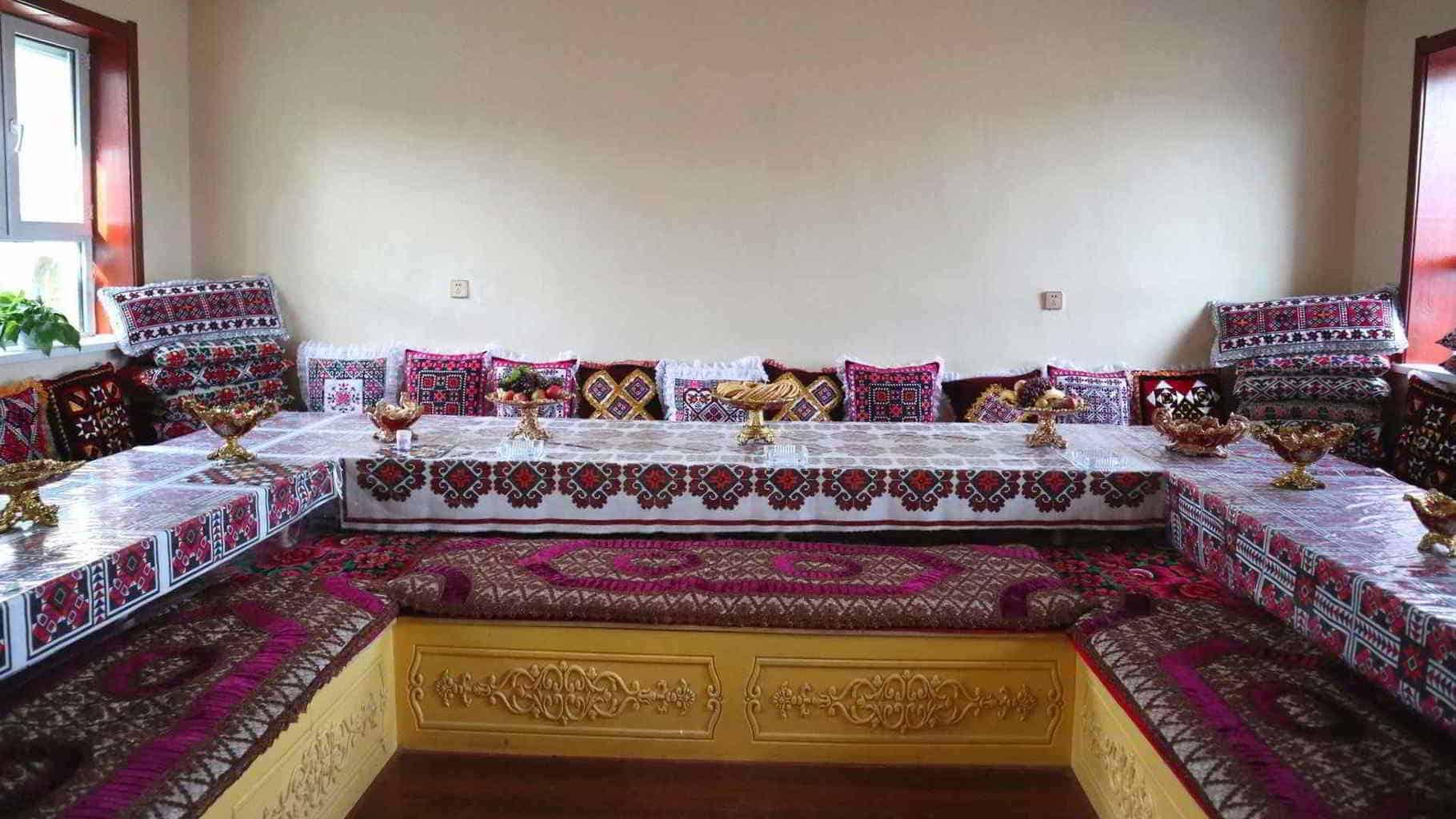 Tashkurgan local house