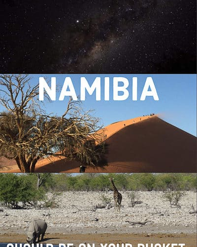 5 reasons Namibia should be on your bucket list.