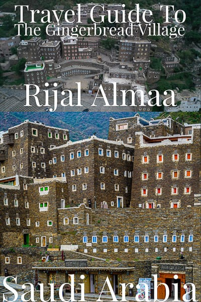Travel guide to Rijal Almaa, Saudi Arabia