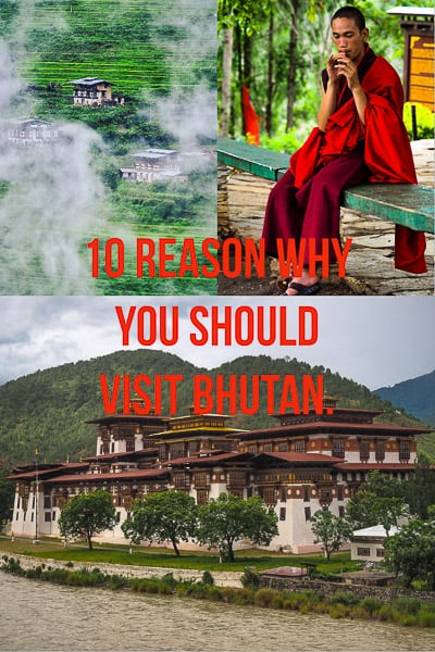 Top things to do in Bhutan