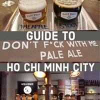 Ho Chi Minh City craft beer