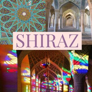 Travel Guide To Shiraz a must visit in Iran