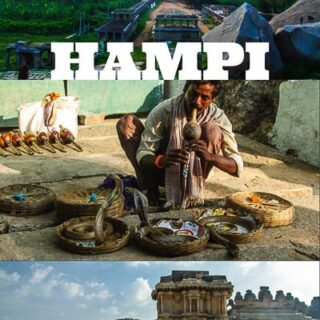 Travel Guide To hampi in india
