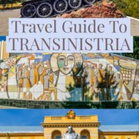 Travel guide to Transnistria one of the last communist strongholds in Europe, a breakaway state inside Moldova.
