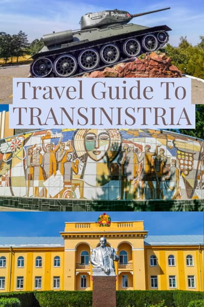Everything you need to know before going to Transnistria one of the last soviet strongholds in Europe, a break away state inside Moldova