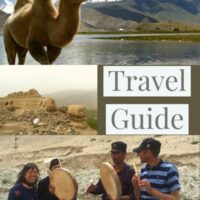 travel guide to TASHKURGAN