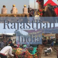 The Pushkar Fair in the state of Rajasthan is an annual fair (Mela) that is usually held in October or November.