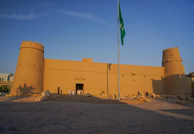 Масмак Форт Главные события в Эр-Рияде, столице Саудовской Аравии. Главные события в Эр-Рияде, столице Саудовской Аравии. DSC01759